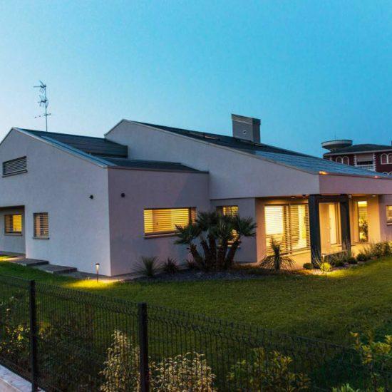 Villa unifamiliare – Rovigo