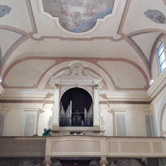 Chiesa di S. Margherita Vergine e Martire – Sarzano (RO)