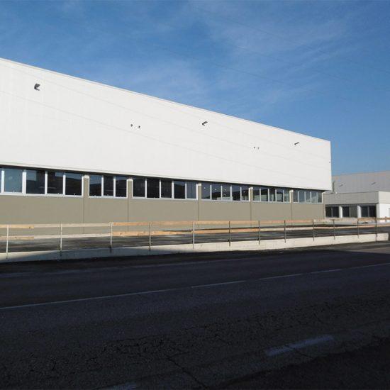 Ristrutturazione di capannone – Rovigo