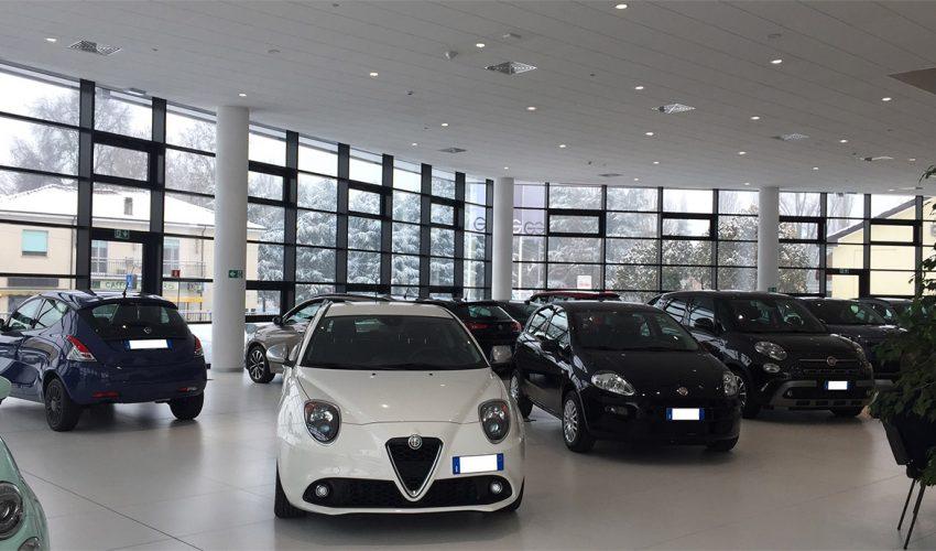Autosalone Gruppo Ghedini S.p.A. – Ferrara