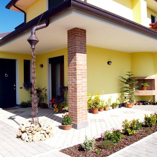 Casa di civile abitazione – Villadose (RO)