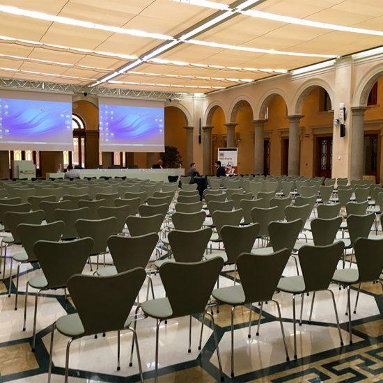 Salone del grano e locali annessi alla CCIAA – Rovigo