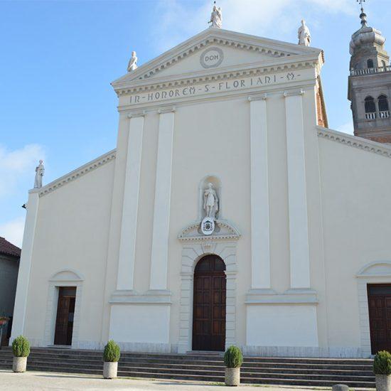 Chiesa parrocchiale di San Floriano Martire – Mardimago (RO)