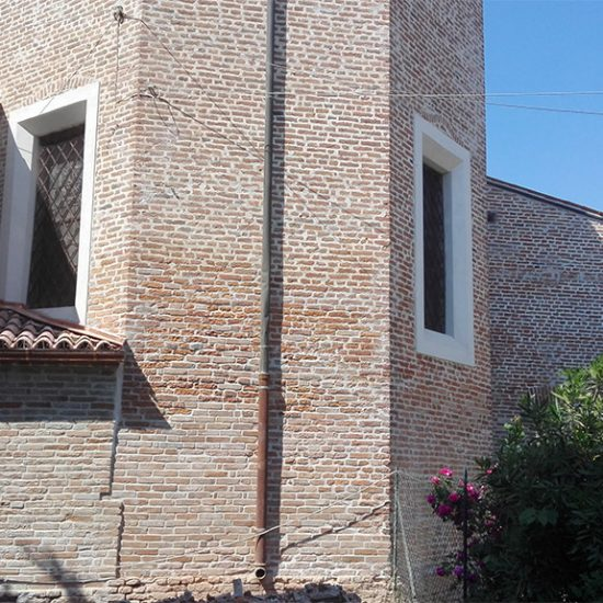 Chiesa di San Martino Vescovo – San Martino di Venezze (RO)