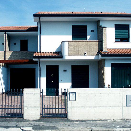 Villette a schiera – Villadose (RO)
